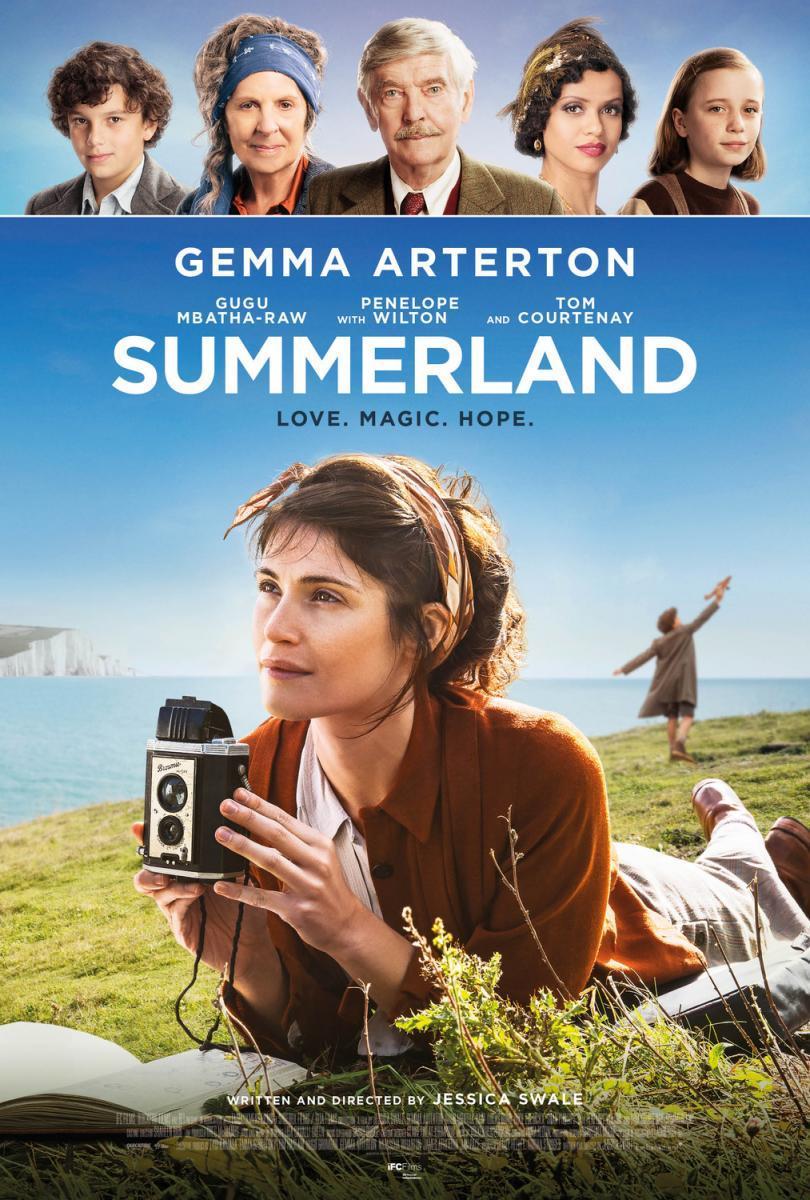 Proxección do filme En busca de Summerland